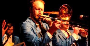 Jamie Paulson Trombone